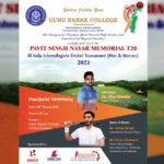 Guru Nanak College all set to host 7th Pavit Singh Nayar Memorial Intercollegiate T20