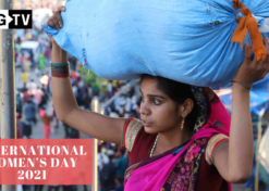 International Women's Day 2021in India