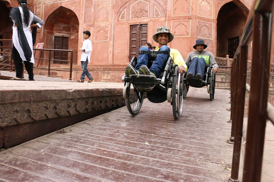 Accessible tourism: A long way to go for Incredible India