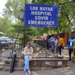 Second wave of coronavirus renders hospitals in Delhi hopeless