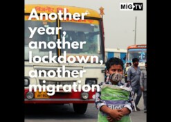 Another year, another lockdown, another migration