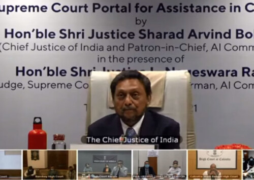 Supace: AI tool to address delays in the Indian Judiciary