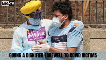 Shaheed Bhagat Singh Sewa Dal: Giving a dignified farewell to Covid victims