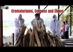 Nigambodh Ghat, Crematoriums, Corpses and Chaos in Delhi