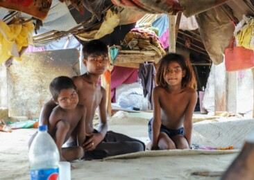 Undocumented cries of children in Covid-ravaged India