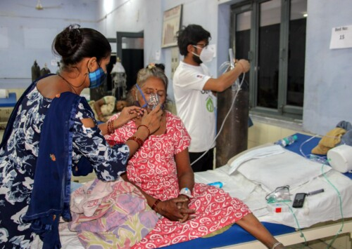After oxygen langar, Ghaziabad NGO sets up Covid-19 Care centre