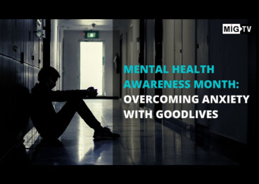 Mental Health Awareness Month: Overcoming anxiety with GoodLives