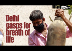 Covid19 – Delhi is gasping for breath, Oxygen Shortage, 2021