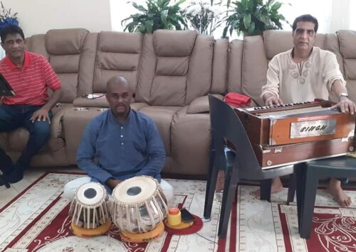 Indian-South African musicians' concerts from home become global hit