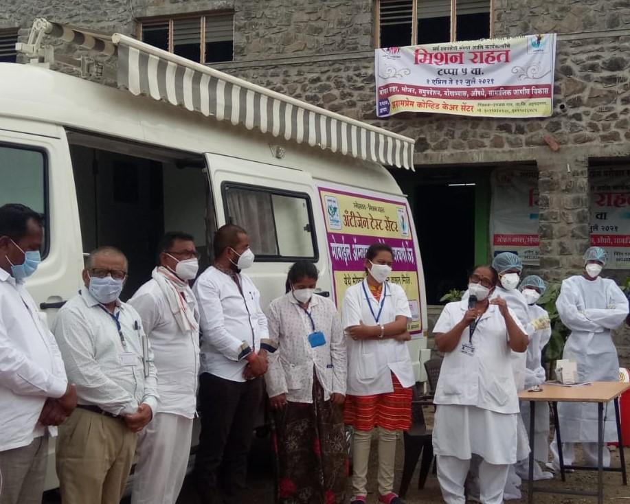 Snehalaya dedicates hospital to Covid-19 patients