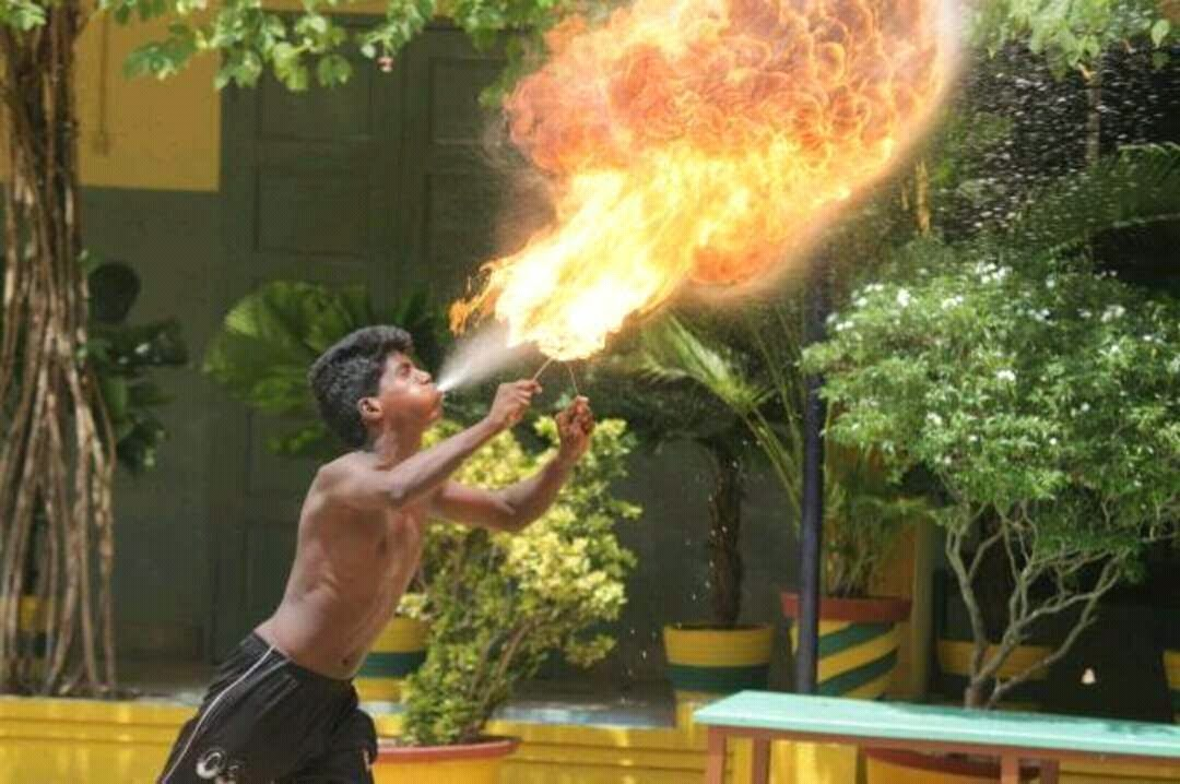 Silambam: An unlimited martial art form faces uncertain future