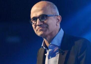 Satya Nadella replaces John Thompson as Microsoft chairman