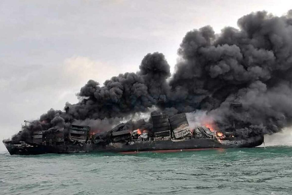 Better regulation needed to prevent marine disasters