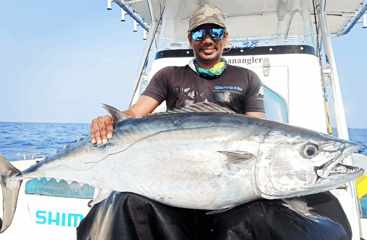 Five exciting destinations for sport fishing in India