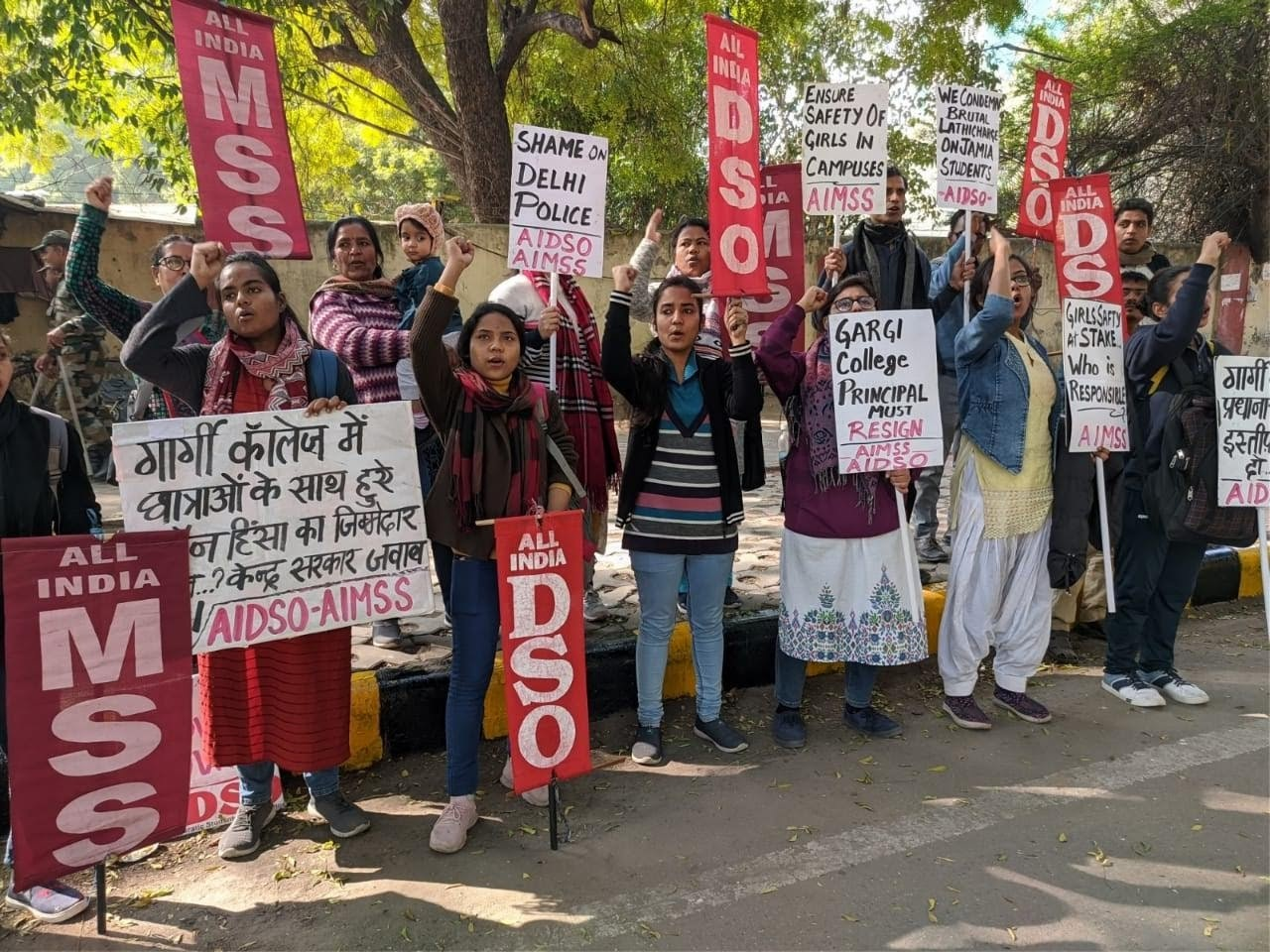 Rising sexual assaults on Indian college campuses