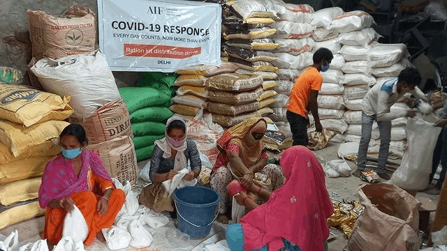 Philanthropy back home by Indian diaspora