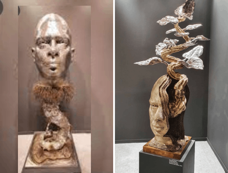 Exploring religion, mythology and nature in Indian sculptures