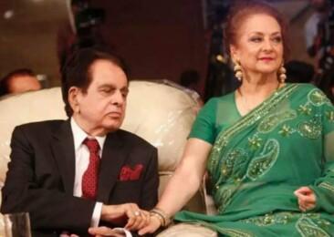 An ode to Dilip Kumar and Saira Banu