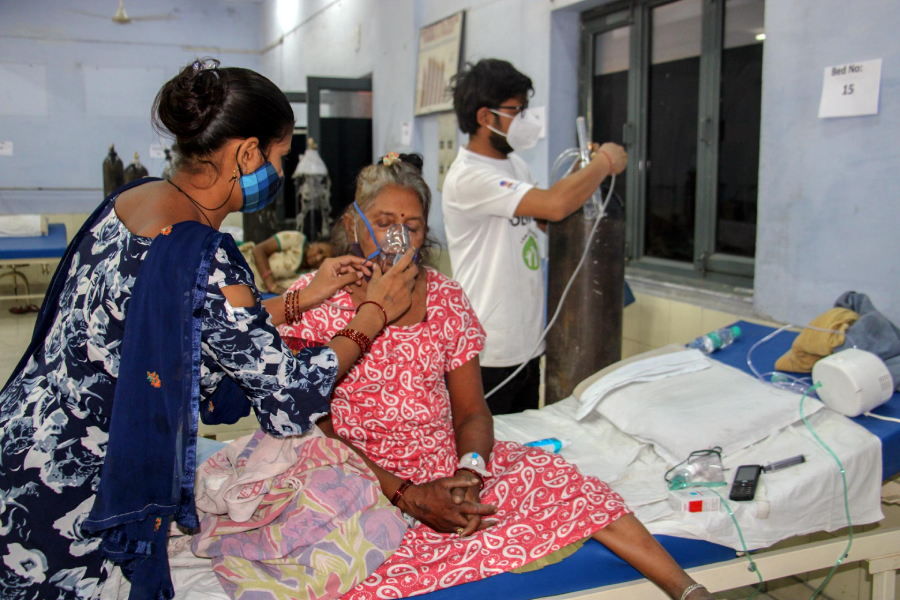 Medical debt during second wave of Covid-19 pandemic forces Indian families into poverty