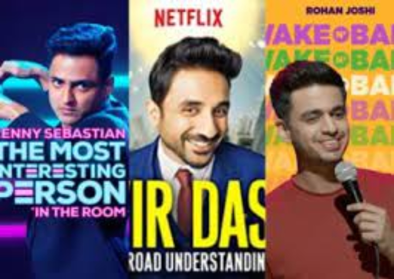 Stand-up comedians get digital boost in India
