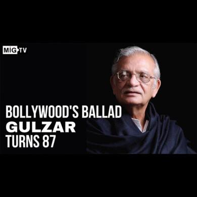 Bollywood's Ballad Gulzar turns 87