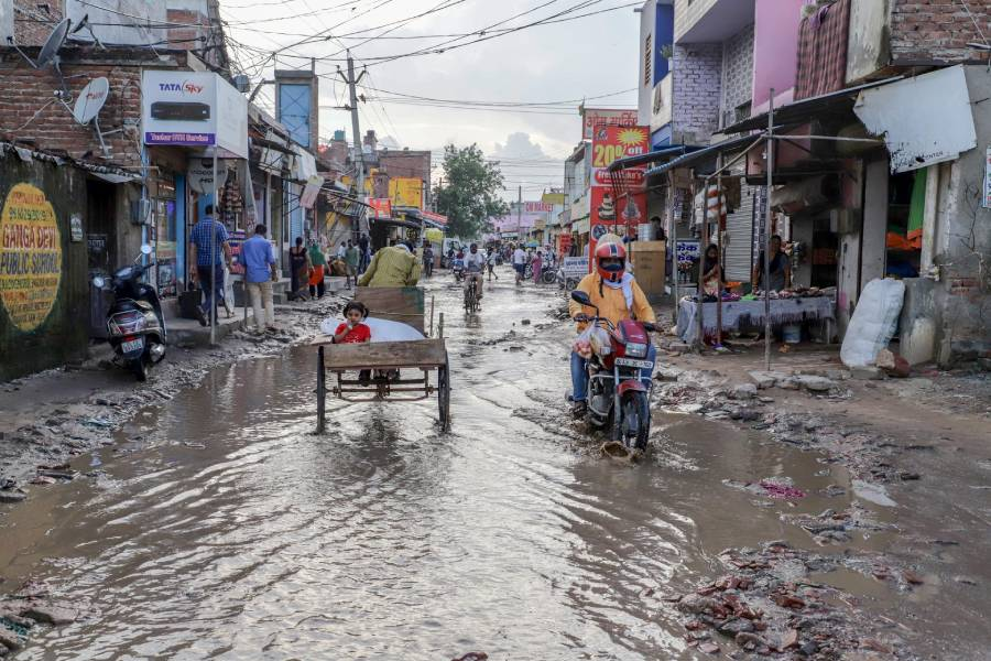Indian Smart Cities and urban planning drowns under repeated floods