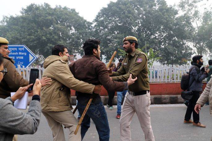 Human rights violations by the police surge in India