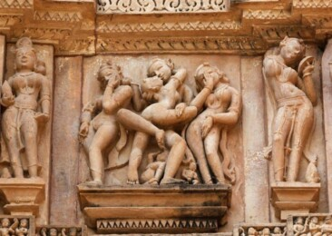 Temple art in India: Masterpieces of art turn into taboos