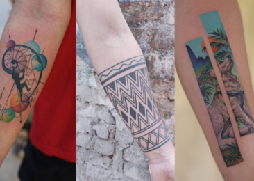The growth of tattoo art: Inking personal stories on a body canvas