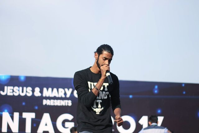 Artists break barriers with beatboxing in India