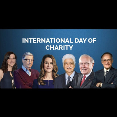 International Day of Charity 2021: Most generous and unique philanthropists in world