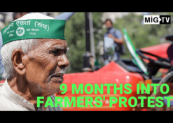 9 months into protest: Farmers remain committed to cause