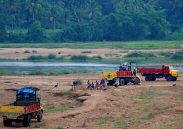 Protecting environment a dangerous activity in India