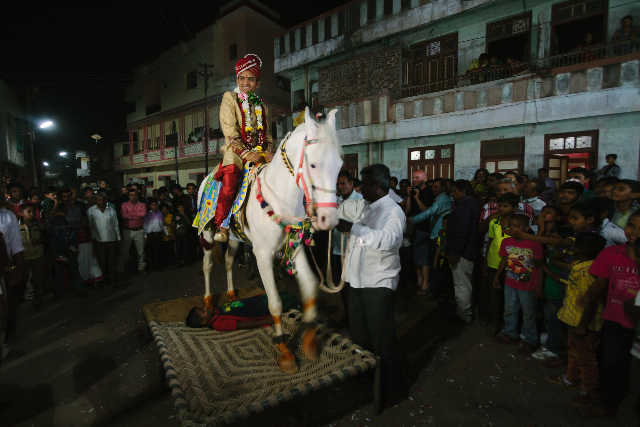 Get off your high horse: Abuse of horses in Indian weddings