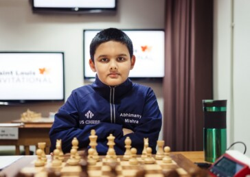 Indian-American is world's youngest chess Grand Master