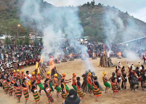 Hornbill Festival: A goldmine of Nagaland's culture
