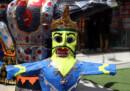 Dussehra in Delhi: Artisans complain of poor sales of Ravana's effigies