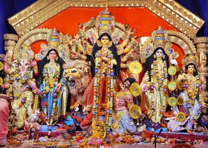 Fervour & fun returns with Durga Puja in Kolkata