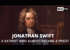 Jonathan Swift: A satirist who almost became a priest