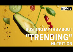 """Busting myths about """"trending"""" nutrition"""