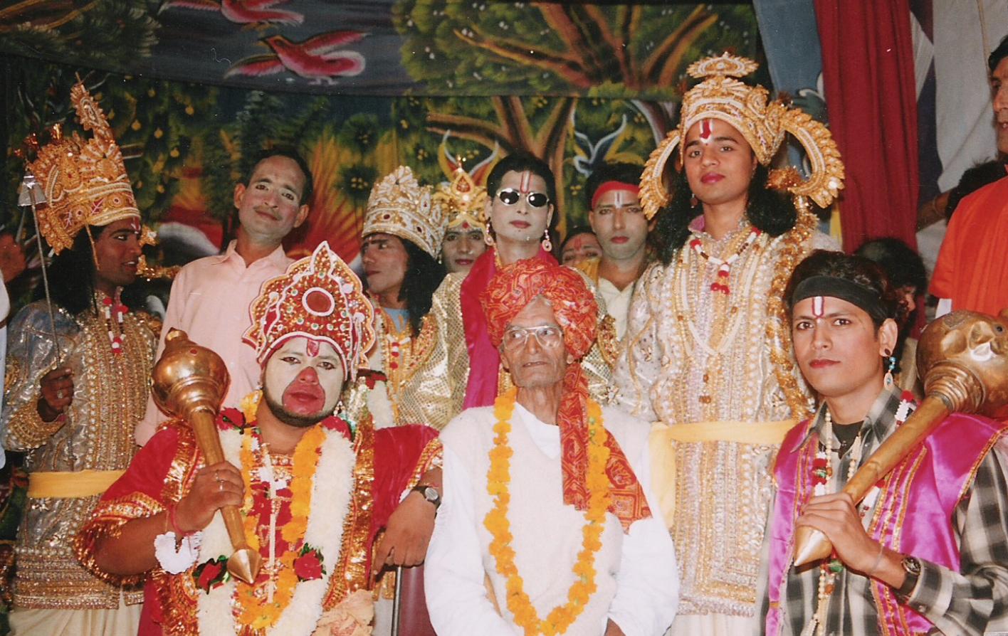 Explore different faces of Ramlila