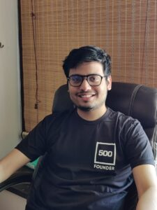 Kyle Fernandes, founder and CEO of Memechat