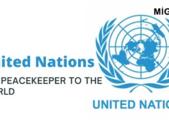 United Nations: The Peacekeeper to the World