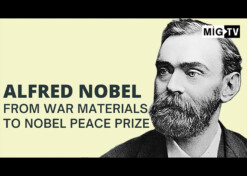 Alfred Nobel: From war materials to Nobel Peace Prize