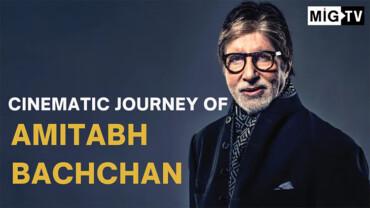Cinematic journey of Amitabh Bachchan