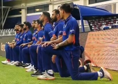 India at T20 World Cup: Taking an easy knee for BLM
