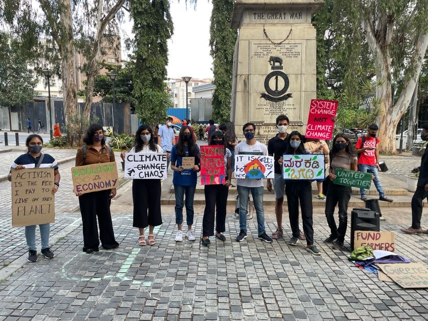 Indian youth & climate change: From advocacy to action
