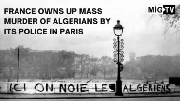 France owns up mass murder of Algerians by its police in Paris
