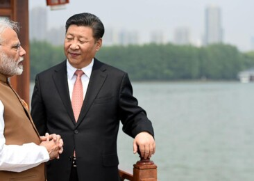 India getting too close to US for China's comfort