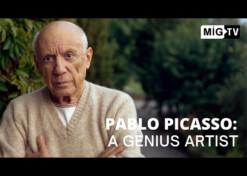 Pablo Picasso: A genius artist